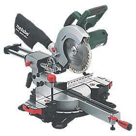 Metabo KGS254 250mm Sliding Compound Mitre Saw 240V