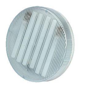 Sylvania Micro Lynx F Compact Fluorescent Lamp Warm White GX53 6W