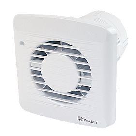 Xpelair SLDC100 W Slimline Fan
