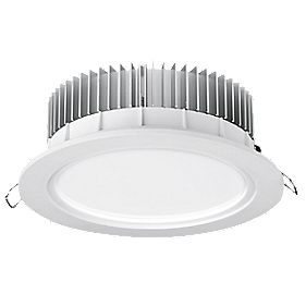 Aurora LED Downlight Fixed LED Cool White 220-240V
