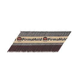 FirmaHold Bright Ring Framing Nails 2.8 x 63mm Pack of 3300