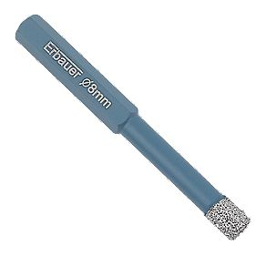 Erbauer Diamond Tile Drill Bit 8mm