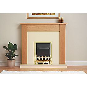Be Modern Avondale Surround, Back Panel & Hearth