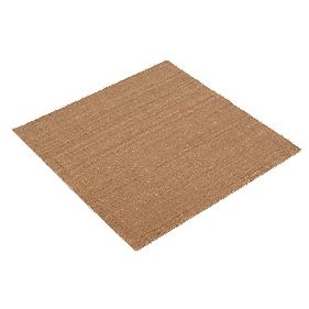 Coir Entrance Matting with PVC Backing Cut to Size 1m²