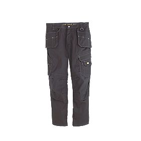 DeWalt Low Rise Trousers Black 34W 31L