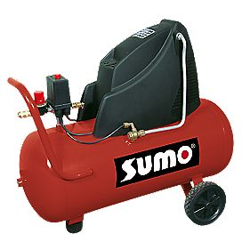 Sumo SMB160CPR 2hp 50Ltr Air Compressor 230V