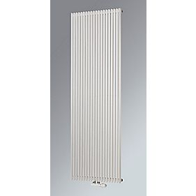 Aurora Vertical Designer Radiator White 1800 x 300mm 2457BTU