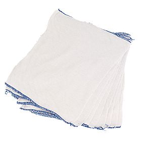 Stockinette Dish Cloths Pack of 10