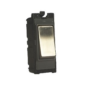 Varilight Z2DG201DS 20A Double Pole Switch