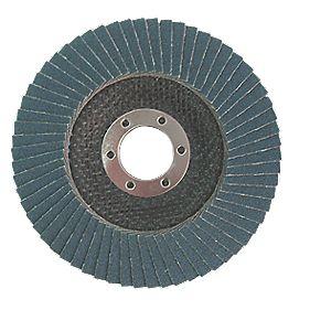 Zirconium Grinding Disc 80 Grit 115 x 22mm
