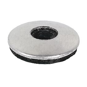 Aluminium Washers 19mm Pack of 100