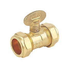 Gas Isolating Valve 22mm