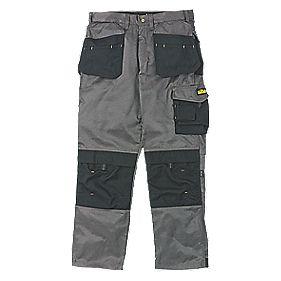 """Site Retriever Trousers Dark Grey 38"""" W 32"""" L"""