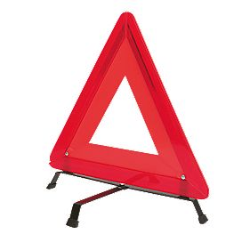 JSP Warning Triangle