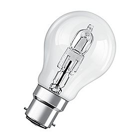 Osram Classic ECO Superstar GLS Halogen Lamp BC 30W