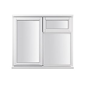 Jeld-Wen LEW210CV OB Timber Casement Window Opaque 1195 x 1045mm