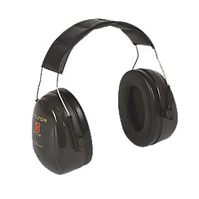 3M Peltor Optime II Ear Defenders 31dB SNR