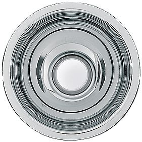 Franke Rondo Round Stainless Steel 1 Bowl Inset Kitchen Sink 200mm