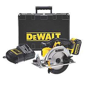 DeWalt DCS391L2-GB 165mm 3.0Ah Li-Ion Cordless Circular Saw 18V