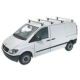 Rhino 4 Delta Roof Bars (Mercedes)
