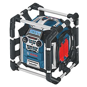 Bosch GML50 Jobsite Radio with Battery Charger