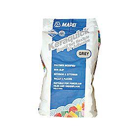 Mapei Keraquick Tile Adhesive Grey 5kg