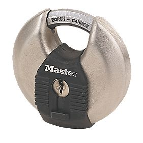 Master Lock Excell Disc Padlock 70mm