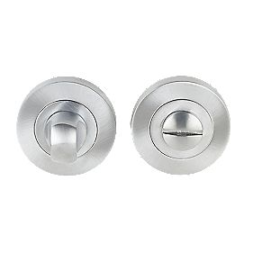 Jedo Thumbturn & Release Satin Chrome 50mm