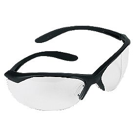 Pulsafe Venom Clear Lens Safety Specs