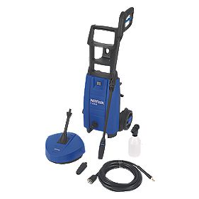 Nilfisk ALTO C120 6-6 120bar Pressure Washer With Trolley 1.4W 230V