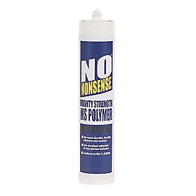 No Nonsense MS Polymer Black 290ml