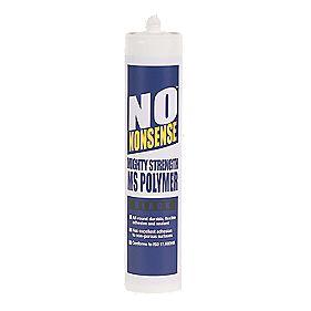 No Nonsense MS Polymer Black 290ml