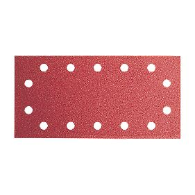 Bosch Orbital Sanding Sheets 115 x 230mm 40 Grit Pack of 10
