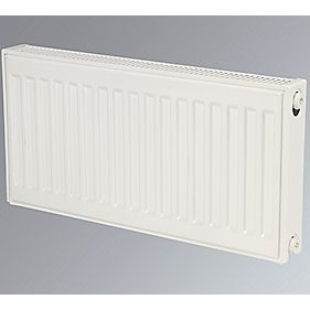 Kudox Premium Type 21 Double Panel Plus Convector Radiator White 300x600mm