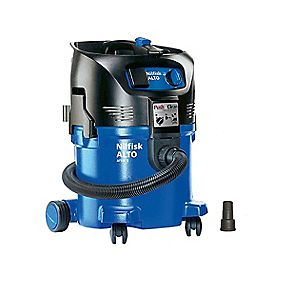 Nilfisk Attix 30-21PC 1200W /Ltr Wet/Dry Vac Cleaner & Dust Extractor 240V