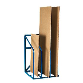 Sheet Material Storage Rack 600 x 600 x 900mm
