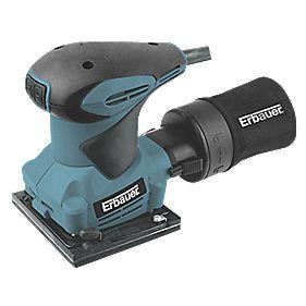 Erbauer ERB106SDR 240W ¼ Sheet Palm Sander 230V