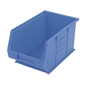 Semi Open Fronted Containers Pack of 10