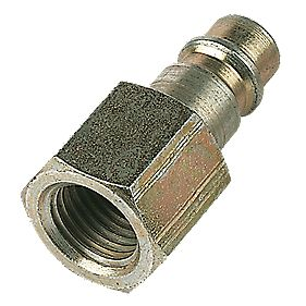 "Female Universal Connector ¼"" BSP Pack of 5"