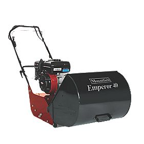 Mountfield Emperor 40 40cm 3.13hp 127cc Self-Propelled Cylinder Petrol Lawn Mower