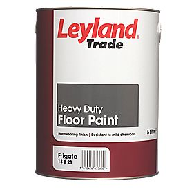 Leyland Heavy Duty Floor Paint Frigate 5Ltr