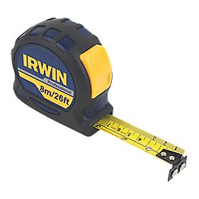 "Pro-Touch Metric & Imperial Professional Tape Measure 8m x 25mm (26' x 1"")"