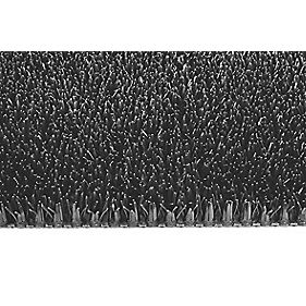 Tough Turf Scraper Entrance Mat Black 0.9 x 1.5m