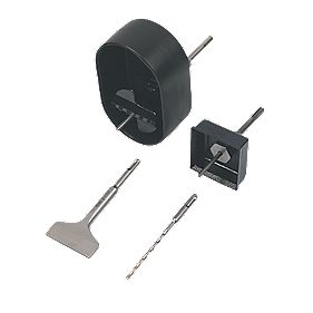 Armeg Electrical Box Sinker Single Set 4Pcs