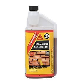 Sika MaxMix Coloured Pigment Red 1Ltr