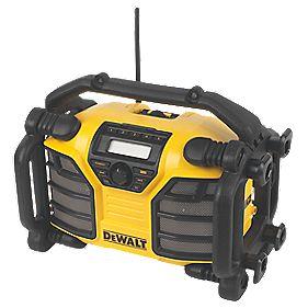 DeWalt XR DCR016-GB Site Radio 240V