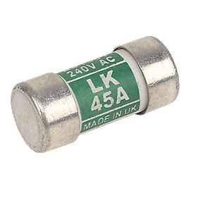Wylex SFCFL45 45A Cartridge Fuse