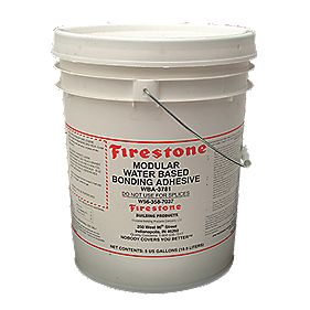 Firestone Rubbercover WB05 Water-Based Adhesive 5Ltr