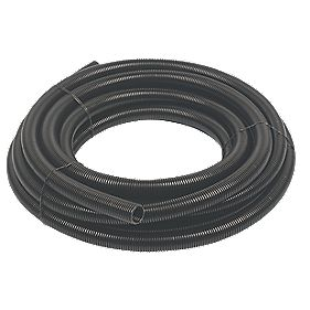 Adaptaflex Standard Weight Nylon Conduit 28mm x 10m Black