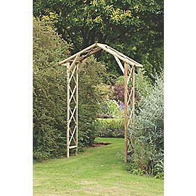 Forest Honeysuckle Arch 1.4 x 0.53 x 2.8m